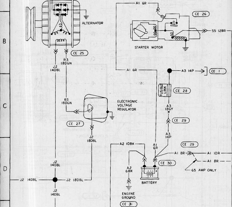 2aeae477006d1fa0801e2e98b530978b voltage regulator problems, dealerships useless www neons org chrysler voltage regulator wiring diagram at bakdesigns.co