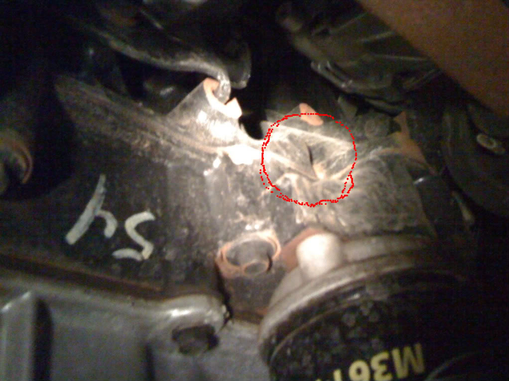 2003-2005 crankshaft position sensor  where is it? - neons org