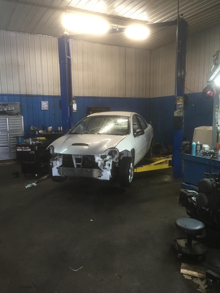 2003 Dodge Neon Rally Car Build Neonsorg Wiring Image
