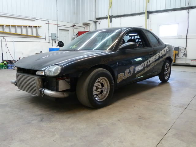 Sheldon S 2 2l Drag Car