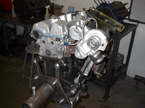 03 srt 4 oil pump